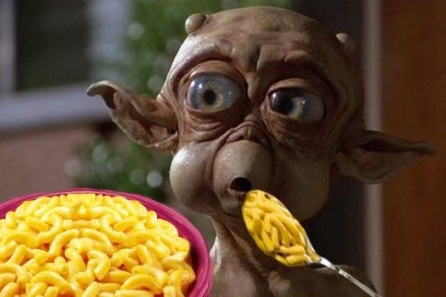 Mac and Me With Mac'n'Cheese