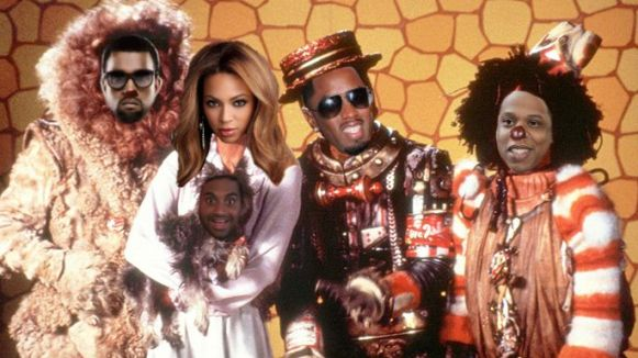 I dreamt that they re-made The Wiz